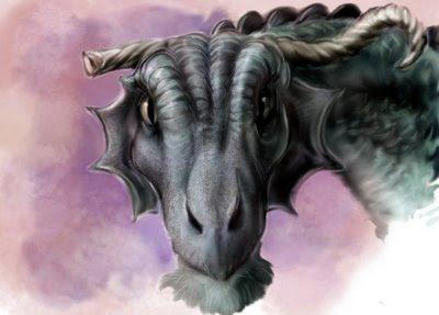 Dragon barbu