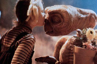 E.T. L'extraterrestre moche