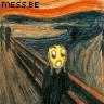 Munch le cri parodie