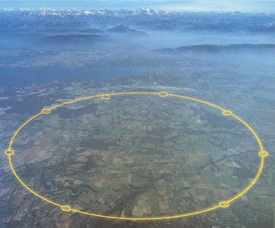 LHC = gros cercle