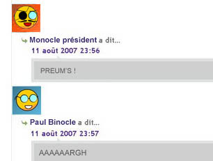 Patrice Monocle