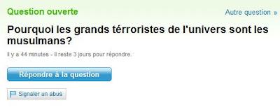Coran Terrorisme