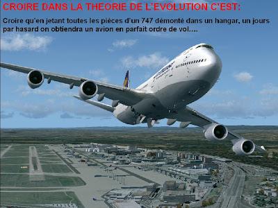 Avion évolution