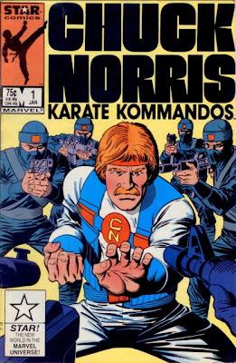 Chuck Norris Karate Kommando
