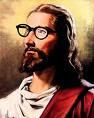 Jésus lunettes