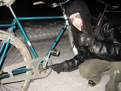 Vélo sataniste