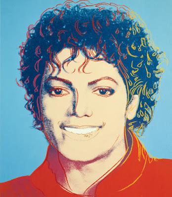 Michael Jackson Warhol