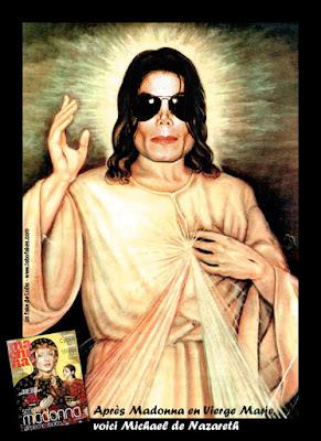 Michael Jackson Jésus