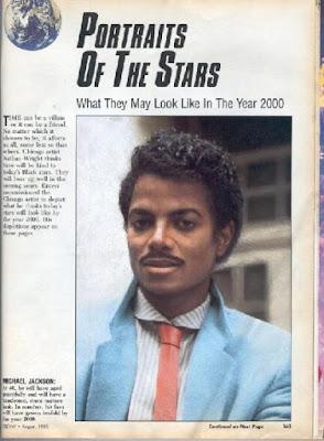 Michael Jackson 2000
