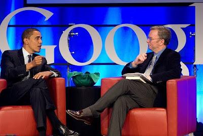 Obama Google