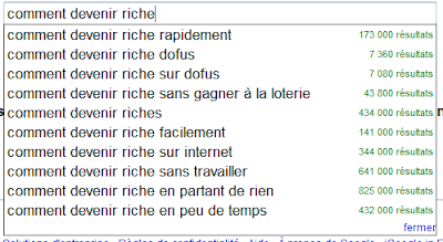 Comment devenir riche