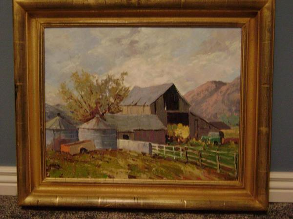 Tremonton Barn