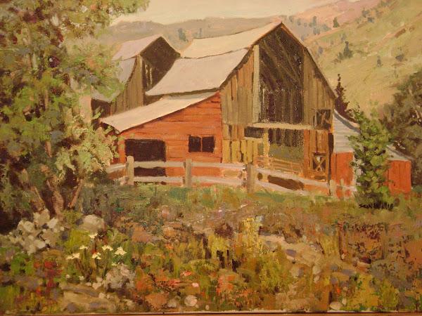 Franklin Barn