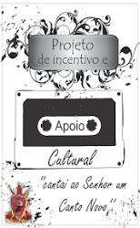 Projeto de Incentivo e Apoio a Cultura