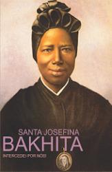 Santa Bakhita