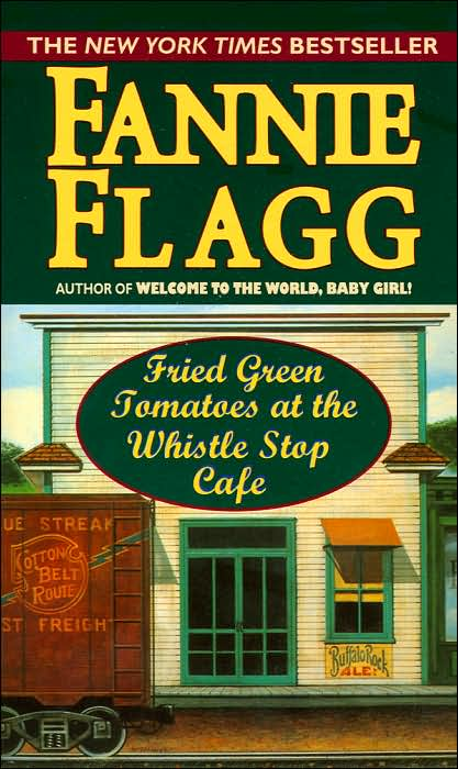 fried green tomatoes at the whistle Folksy and fresh, endearing and affecting, fried green tomatoes at the whistle stop cafe is the now-classic novel of two women in the 1980s of gray-headed mrs threadgoode telling her life story to evelyn, who is in the sad slump of middle age.