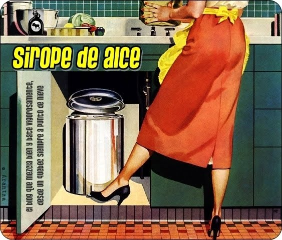 Sirope de alce
