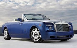 Rolls-Royce Phantom Drophead Convertible
