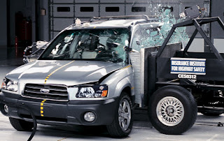 Side Impact Crash Test