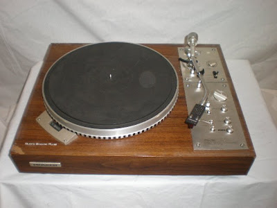 Sally S Audio Pioneer Pl 570 Direct Drive Turntable