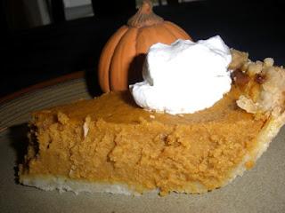 Journey of an Italian Cook: Pumpkin-Mascarpone Pie, An ...