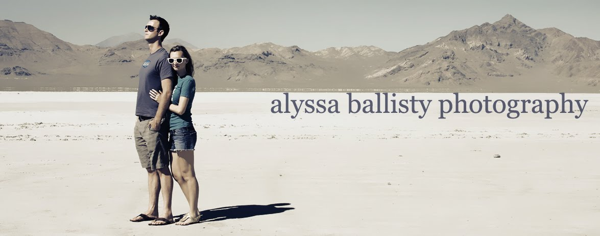 Alyssa Ballisty Photography