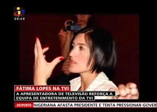 Fatimalopesapresentacao Fátima Lopes - Um Ano De Tvi