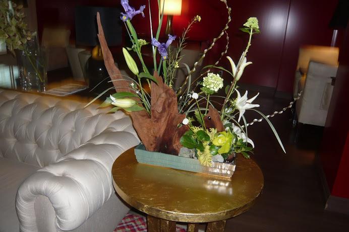 KADO DAI SHIZEN  IKEBANA SALA VIP  HOTEL SHERATON  WTC