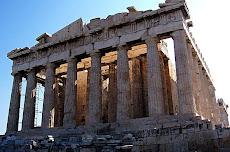 O PARTHENON  OLÍMPICO NA GRECIA