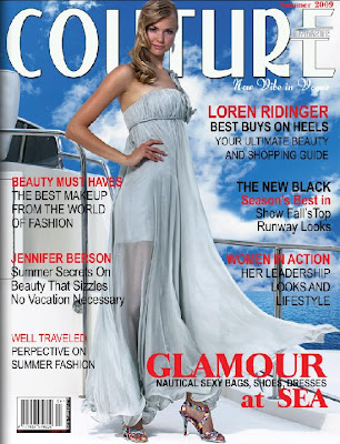 Couture Magazine Summer 2009