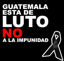 Guatemala ya no más!