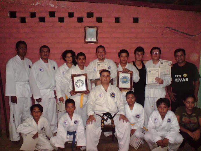 Dojang Defensa Personal Rivas