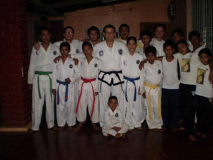 Examen Ciudad de Rivas