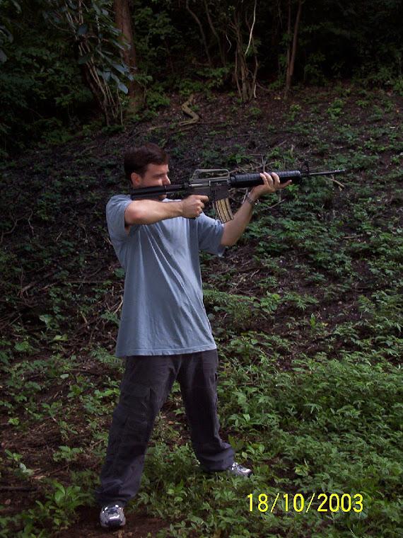 Tiro Fusil AR 15