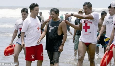 Orlando Turoño - Socorrista Nicaragua