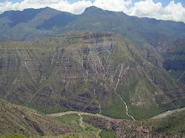 Serrania de los yariguiez