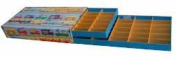Hotwheel Box     [48 x 24.75 x 9.5]