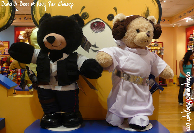 Build A Bear Chicago Michigan Ave