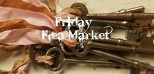 Visit  Me At Friday Fleamarket