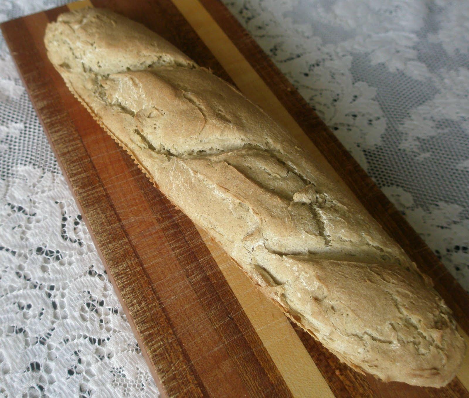 French Baguettes, Gluten-Free - Art of Gluten-Free Baking