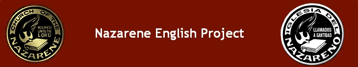 Nazarene English Project