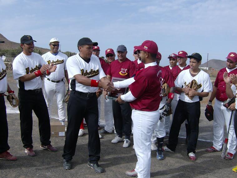 III aniversario de Petroleros de Puerto