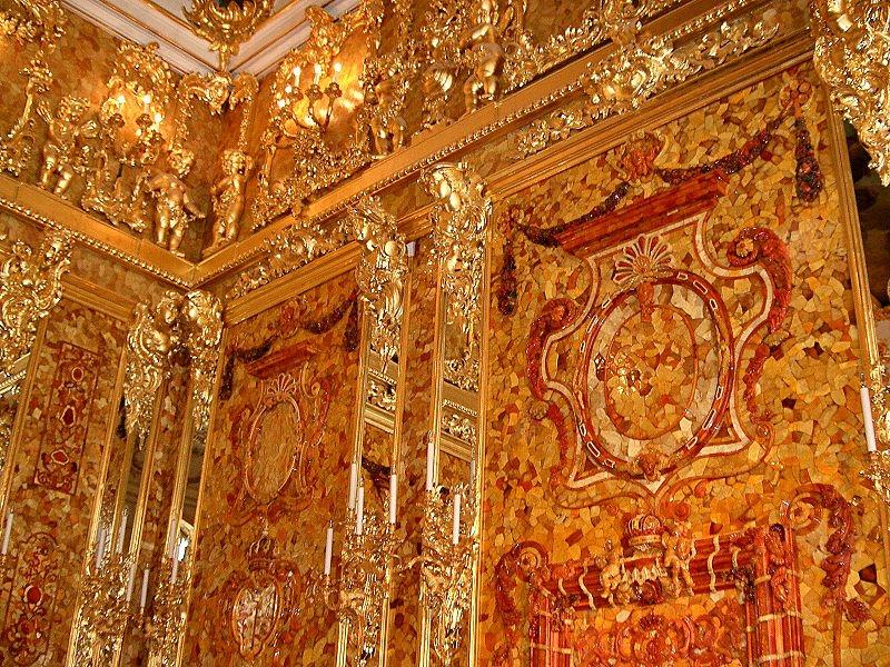 Amber Room Tapi Keajaiban Kedelapan Dunia Tidak Pernah Terlihat Lagi