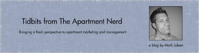Tidbits from The Apartment Nerd