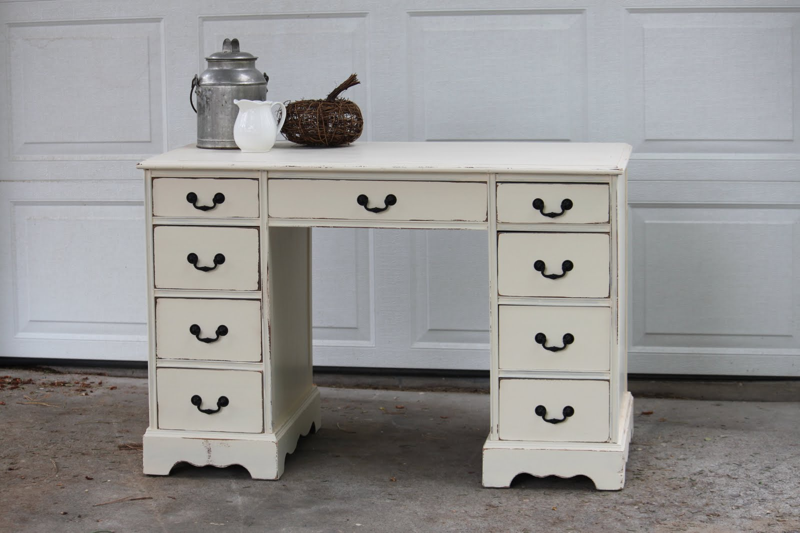 shabby chic desk images frompo
