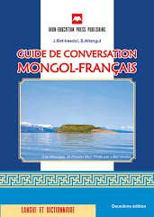 "Guide De Conversation Mongol-Francais"", par J.Bat-Ireedui, B.Altangul"