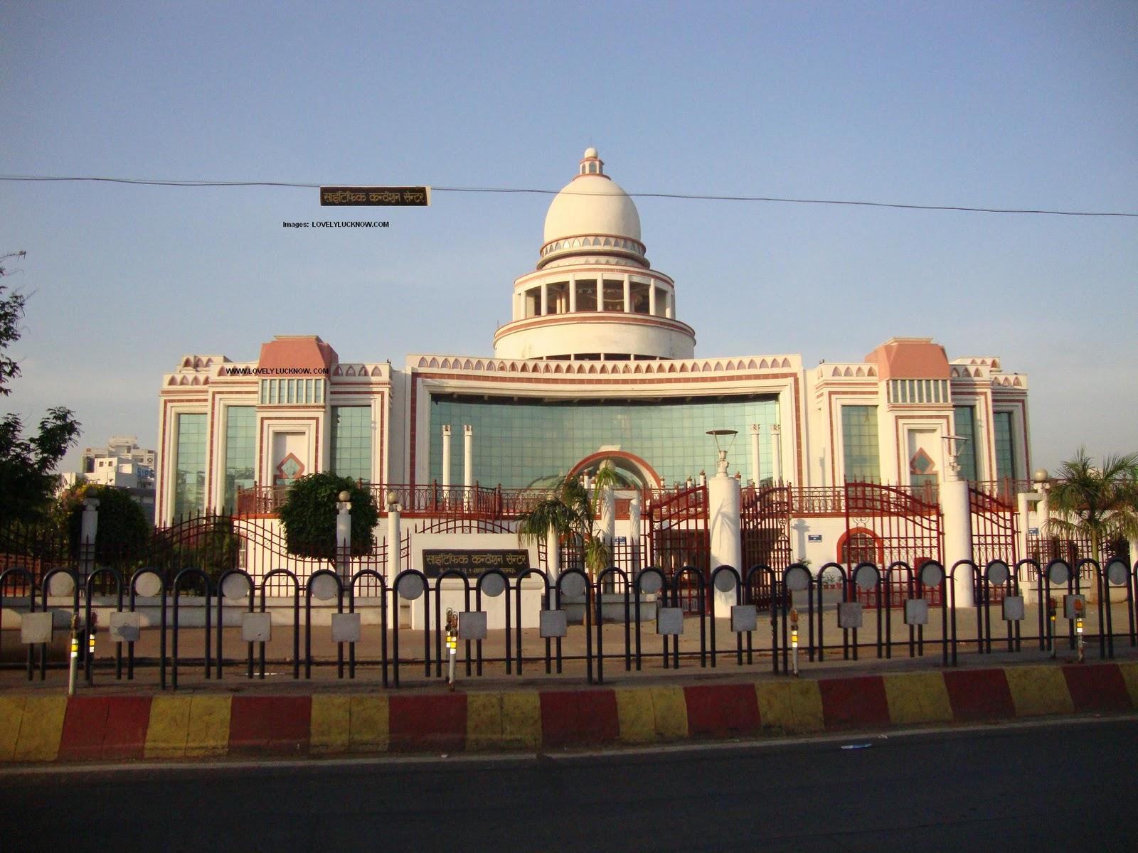 Lucknow Photos Pictures Images Scientific Convention Centre Lucknow