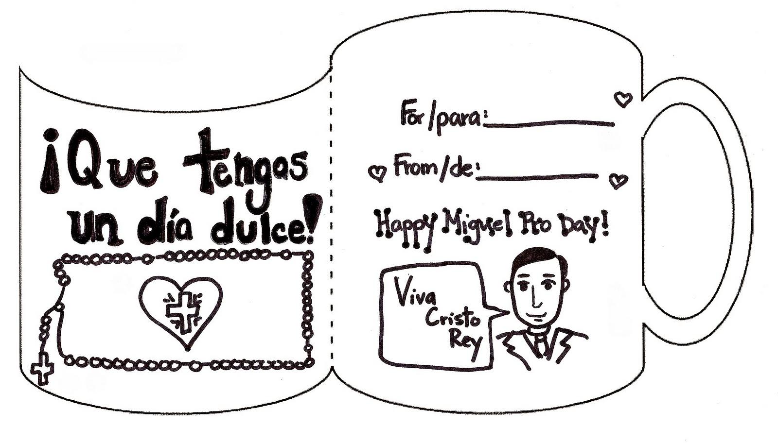 paper dali viva cristo rey celebrating blessed miguel pro u0027s life