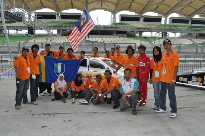 Shell Eco-marathon Asia 2010: Suka dan Duka