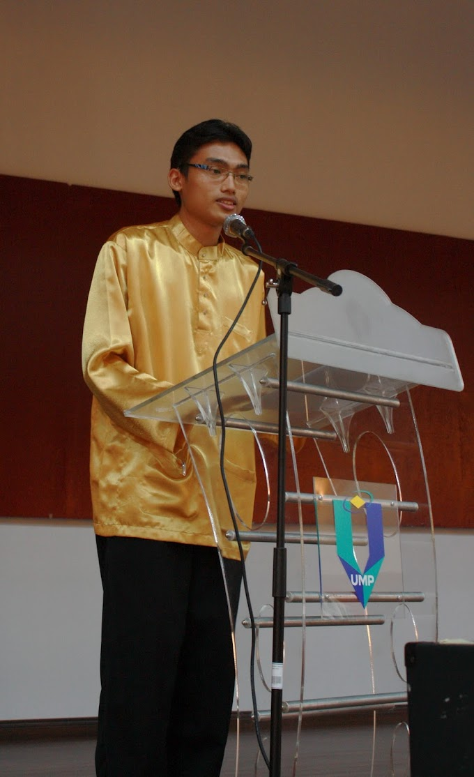 Majlis Iftar Anak Pahang UMP dan UniSZA